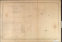 Image of Lands of Henry Shaw around Tower Grove, plan dated 1872; draftsperson unknown