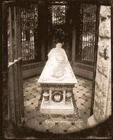 Image of Interior of Henry Shaw's Mausoleum.