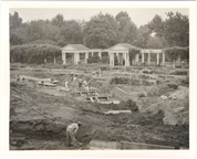 Image of Climatron Construction - duplicate