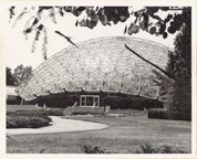 Image of Climatron Exterior.