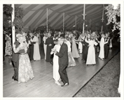 Image of Chrysanthemum Ball, September 10. 1976. Couples dancing