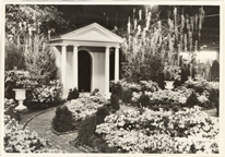 Image of A Southern Azalea Garden.  Arena, 5700 Oakland Avenue.  1940.  Mounted with PHO 2006-0408.