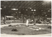 Image of 14th National Flower & Garden Show.  Arena, March 25-April 2, 1933.  Mounted with PHO 2006-0415.