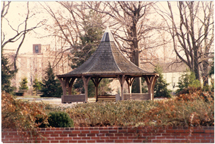 Image of Gazebo in the Rose Garden