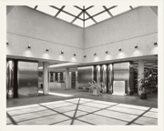 Image of John S. Lehmann Building.  Interior.