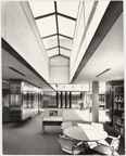 Image of John S. Lehmann Building.  Skylight.