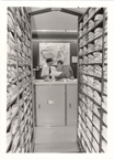 Image of John S. Lehmann Building.  Herbarium stacks.