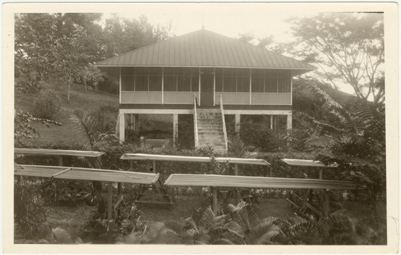 Image of Manager's House.  MBG Bull, Vol. 16, 1928, pl. 5.