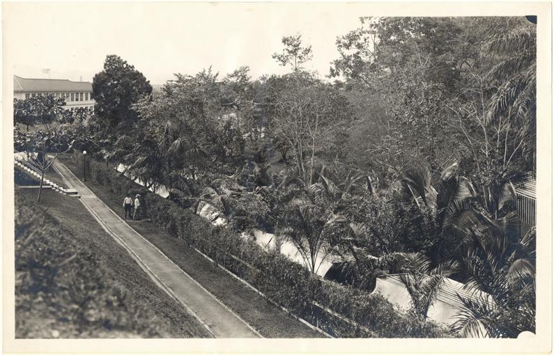 Image of Tropical Station.  Balboa, Panama.  MBG Bull. 19(3):45 Mar. 1931