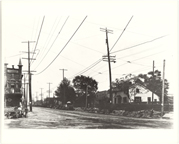 Image of Vandeventer (Old Manchester) looking northeast from Kingshighway.