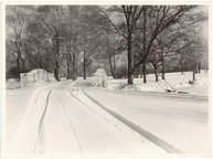 Image of Winter scene in North American Tract.