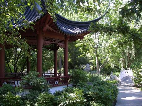 Image of Grigg Nanjing Friendship Garden (Chinese Garden)