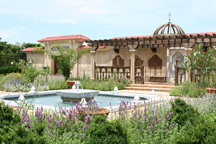 Image of Ottoman Garden view.