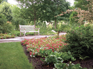 Image of Strassenfest Garden view.
