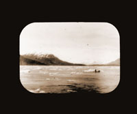 Image of Glacier Bay.  Alaska.  Harriman Alaska Expedition, 1899.