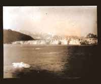 Image of Muir Glacier.  Harriman Alaska Expedition, 1899.