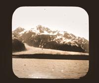 Image of Davidson Glacier.  Harriman Alaska Expedition, 1899.