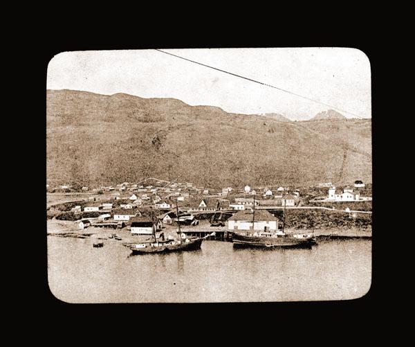 Image of Kodiak, 1890 Census.  Harriman Alaska Expedition, 1899