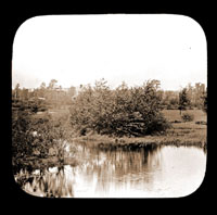 Image of North American Tract.  Pond.