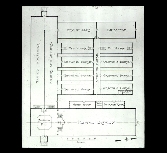 Image of Plan of range built in 1915.