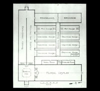 Image of Plan of range built in 1915.