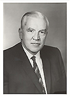 Image of Director of the Missouri Botanical Garden between 1958-63 Dr. Frits Went (1903-1990) was born in Utrecht, Holland and received his Ph. D. from the University of Utrecht in 1927 with a focus on the study of plant hormones and their relationship to plant growth. He spent the next five years as plant physiologist for the Royal Botanical Garden of Buitenzorg, Java (now Bogar, West Jakarta, Indonesia) where developed a lasting interest in tropical vegetation and tropical plant growth requirements.